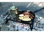 Camp Chef Lumberjack Over-The-Fire Grill With Sturdy Legs - Camp Chef