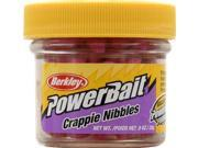 Berkley Cnp Powerbait Biodegradable Crappie Nibbles, Pink, 0.9-Ounce