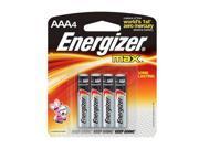 Energizer E92BP-4 AAA Size Alkaline General Purpose Battery - Alkaline