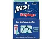 Mack's Safesound Earplugs 10pr - Mack's