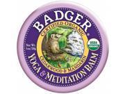 Badger - Yoga & Meditation Balm 0.60oz Stick