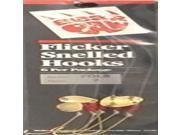 Flicker Snelled Hooks - Bear Paw