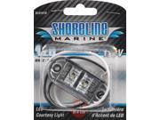 Shoreline Marine Led Accent Light Wht SL91910 (Marine/Marine Accessories)