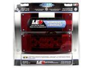 Led Low Profile Trailer Light Kit - Trailer Light Kit Led Low Prof
