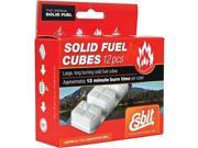 Esbit Esbit 14G Solid Fuel 12Pk -Esbit Solid Fuel