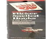 Bear Paw Flicker Nickel Long Shank #4 FNLS-4 (Fishing/Terminal)