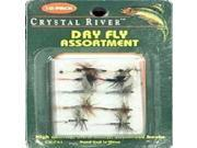 Image of Crystal River Crystal River Dry Fly-10Pk/Ast CR-FA1 (Fishing/Lures)