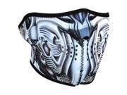 2014 Zan Headgear Biomechanical Half Mask - One Size - Zanheadgear 9SIA1N63M99079