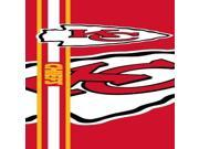 NFL Kansas City Chiefs Team Color and Logo Door Banner - DBNF15 - Nfl 9SIA1N63MB1516