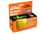 408935 - SPACE Super-Insulating Emergency Blanket Gold Case Pack 24 - USA 9SIA1N63MB4876