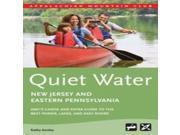 Globe Pequot Press Kathy Kenleyamc Quiet Water Nj/Eastern Pa -Appalachian Mountain Club