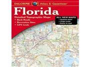 Delorme Florida Atlas -Delorme Atlas And Gazetter
