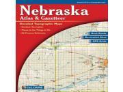 Nebraska Atlas & Gazetteer - Delorme