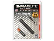 Maglite Black Blister Pack Solitaire Led 1-Cell Aaa - SJ3A016