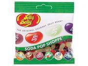 Jelly Belly Beananza Soda Pop Shoppe (Economy Case Pack) 3.5 Oz Bag (Pack of 12) - Jelly Belly