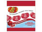 Jelly Belly Beananza Pomegranate Beans (Economy Case Pack) 3.5 Oz Bag (Pack of 12) - Jelly Belly