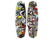The Excellent Quality AIRHEAD Inside Out Wakeboard - 141cm - 150+ lbs - AHW-5020 - Airhead Watersports