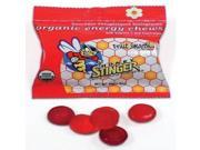 Honey Stinger Organic Energy Chews Fruit Smoothie, Fruit Smoothie 1.8 OZ(case of 12) - Honey Stinger 9SIA1N65463911