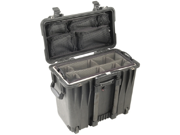 PELICAN 1440-004-110 1440 Case with Utility Padded Divider and Lid Organizer