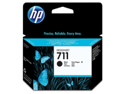 HP 711 80-ml Black Designjet Ink