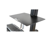 Ergotron 97-581-019 Worksurface for WorkFit-S Sit-Stand Workstations (black)