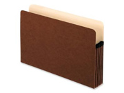 Esselte Pendaflex Corporation ESS1536GAM File Pockets- Antimicrobial- 5-.25in. Exp.- Legal- Redrope