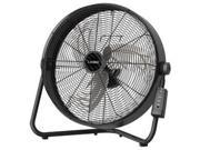Lasko H20685 High Velocity Floor Fan with QuickMount Wall-Mount and Remote Control