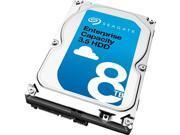 "Seagate Enterprise Capacity 3.5 ST8000NM0045 8TB 7200 RPM 256MB Cache SATA 6.0Gb/s 3.5"" 4KN Hard Drive"