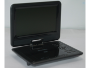 "Sylvania 9"" Portable DVD Player Black SDVD9000B2"