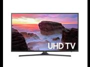 "Samsung 65"" Class (64.5"" Diag.) LED 2160p Smart 4K Ultra HD TV Gray UN65MU6300FXZA"
