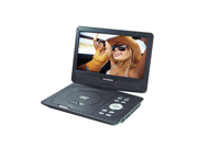 "Sylvania 10"" Portable DVD Player Black SDVD1048"