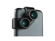 Olloclip 4-in-1 Photo Lens for Samsung Galaxy S 5 Cell Phones OCER-GS5-FW2M-BB 9SIA1ND6TY0486