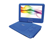 "Sylvania 9"" Portable DVD Player Blue SDVD9020B-BLUE"