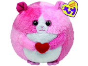Ty Beanie Ballz - Rosa the Hamster 9SIV16A67P0294