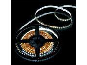 5M SMD 3528 600 LED Strip Light White Non-Waterproof