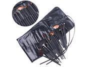 32 PCS Makeup Brush Set + Black Pouch Bag