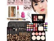 Luxury Package Best Value Cosmetic Group 12pcs Makeup Brush Set