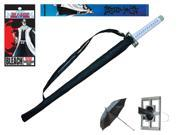 The Official Licensed Bleach Anime Sword Handle Umbrella  Byakuya Kuchiki
