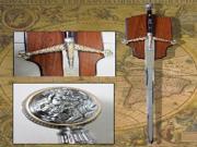 55 1/2 inch Claymore sword