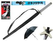 "Bleach Official Licensed 40"" Umbrella Japanese Manga Toshiro Hitsugaya"