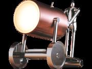 MAN2MAX artistic LED accent/desk lamp, [Maximize your potential],6.8W
