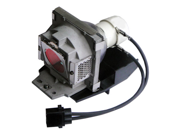 Projector Lamp for Viewsonic PJ513DB with Housing, Original Philips / Osram Bulb Inside