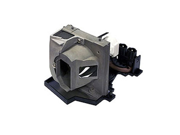 Projector Lamp for Optoma HD66 with Housing, Original Philips / Osram Bulb Inside