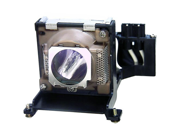 Projector Lamp for Benq DX760 with Housing, Original Philips / Osram Bulb Inside