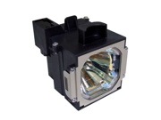 Projector Lamp for Eiki 610 337 0262 with Housing, Original Philips / Osram Bulb Inside