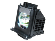 Compatible TV Lamp for Mitsubishi WD-65833 with Housing, 150 Days Warranty