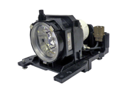 Compatible Projector Lamp for Hitachi CP-X301 with Housing, 150 Days Warranty