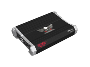 Power Acoustik Cpt4-1200 4-Chan 1200W Crypt Series
