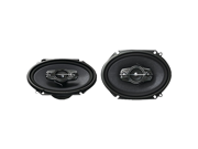 "PIONEER TS-A6885R 6"" x 8"" 4-Way Speakers"