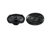 "Pioneer TS-A6985R 6""x9"" 4-way car speakers"